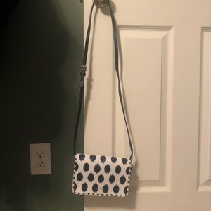 Kate Spade Ikat Dot Crossbody Bag